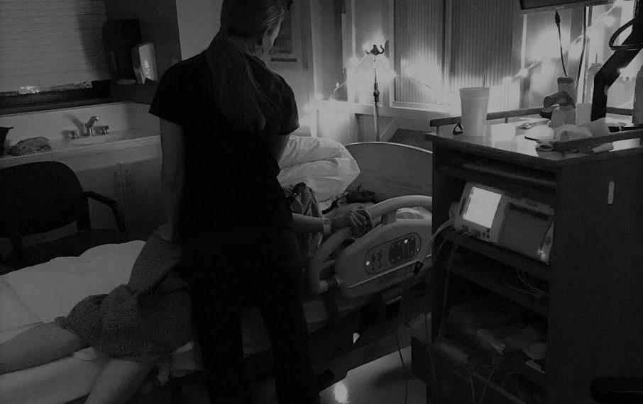 Side-Lying Release in the Hospital
